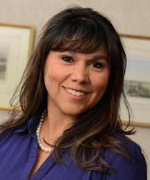 Portrait of Gloria Perez