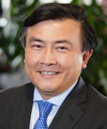 Portrait of Wei Huang
